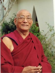 Khen Rinpoché Tamding Gyatso