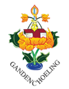 Ganden Choeling Buddhist Centre Logo