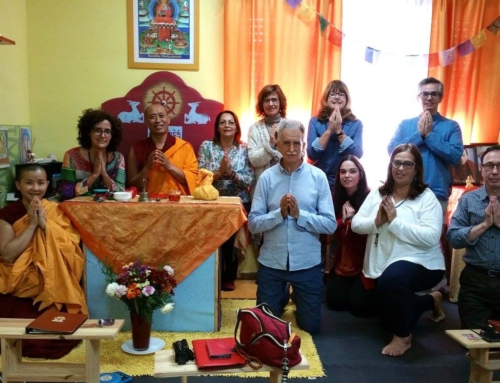 23/04/2017 Lama Tsongkhapa Initiation 宗咯巴大師灌頂法會 Iniciación