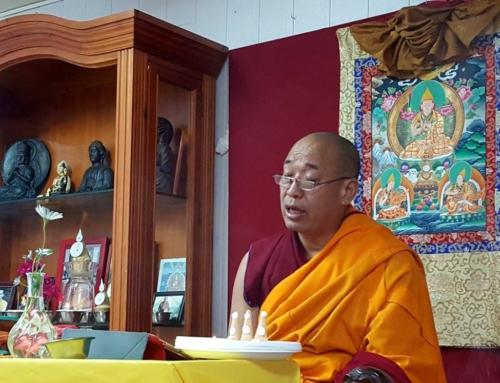 27/04/2017 Prajnaparamita Initiation 般若波羅蜜多灌頂法會