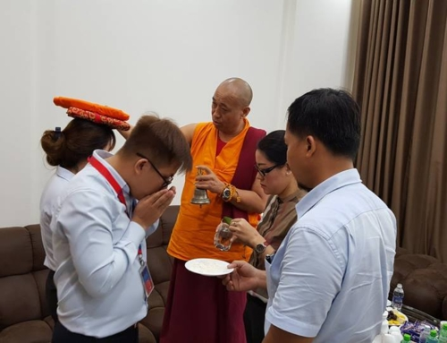 19/06/2017 Office Blessing 加持辦公室 La Bendición de la Oficina