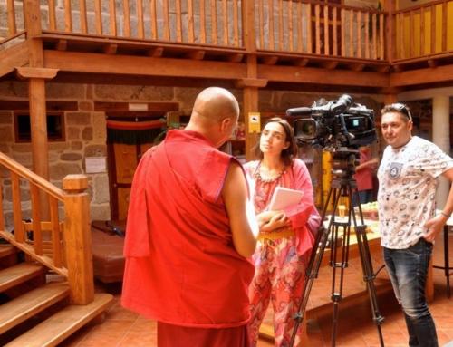 02/08/2017 TV Interview 接受電視台採訪 Entrevistas de televisión