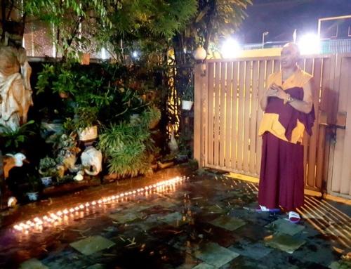 12/12/17 Lama Tsongkhapa Day宗喀巴大師涅槃日Día de Lama TsongKhapa