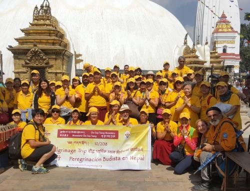 08/10/2018 Swayambhunath Stupa 斯瓦揚布納特佛塔 Estupa de Swayambhunath