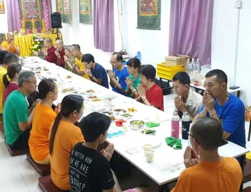 18/11/2018 Lunch, Meeting & Q&A Section 聚餐開會與問答時段