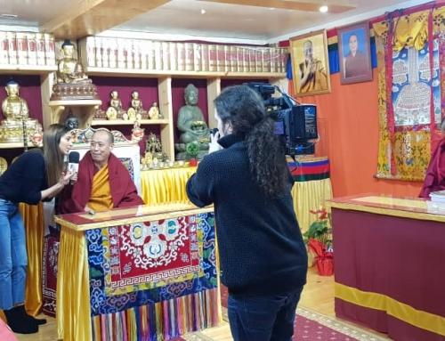 23/01/2019 TV interview 電視台採訪 La Entrevista Televisiva