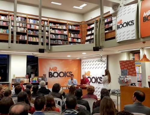 28/02/2019 Book Presentation 新書推介禮 Presentación del libro @ Quito 基多