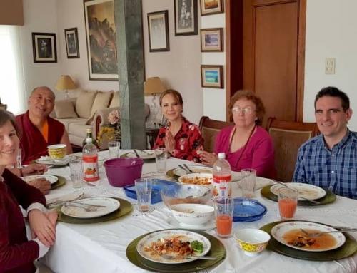 27/02/2019 House Blessing 住家加持 La Bendición de la Casa @ Quito基多