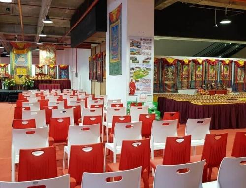 25/05/2019 吉祥衛塞 Auspicious Sagadawa @ KL Gateway Mall