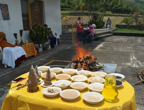 24/03/2019 Fire Puja火供Puya de Fuego @ Caldas卡爾達斯, Colombia哥倫比亞