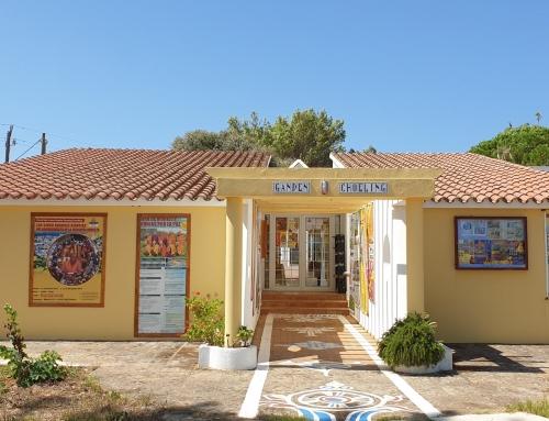 Ganden Choeling Menorca in Summer 夏天的梅諾卡甘丹曲林中心