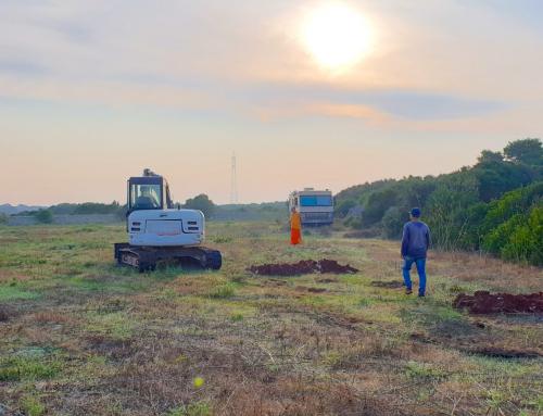 """Proyecto del precioso Jardín del Darma """"Ganden Choeling Menorca"""""""